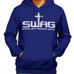 Saved With Amazing Grace - SWAG Hoodie